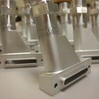 Manual Gas Tungsten Arc Welding (GTAW) per AWS D17.1.