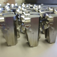 Titanium Precision Welding Components - Welded in a vacuum chamber.