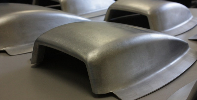Class A, Type 1 Aluminum Welding - Gas Tungsten Arc Welding (GTAW)