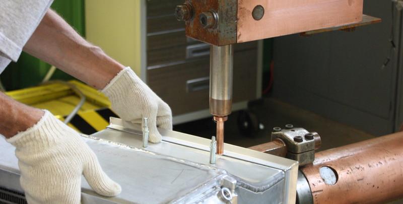 Aircraft Precision Welding Exhaust Repair
