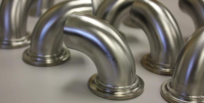 Manual Gas Tungsten Arc Welding (GTAW) per Mil-STD-2219 Stainless Steel Class A.