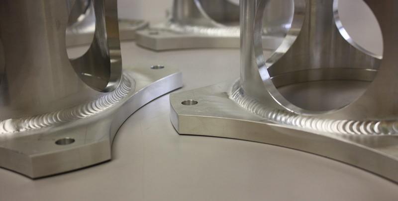 Aluminum Precision Aerospace Tooling component
