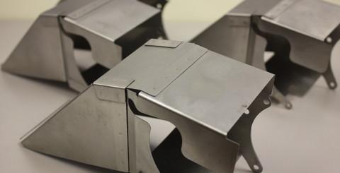 Aerospace Fabrication Services