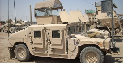 Military Fabrication Services