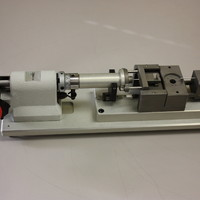 Assembly fixture for high precision assembly.