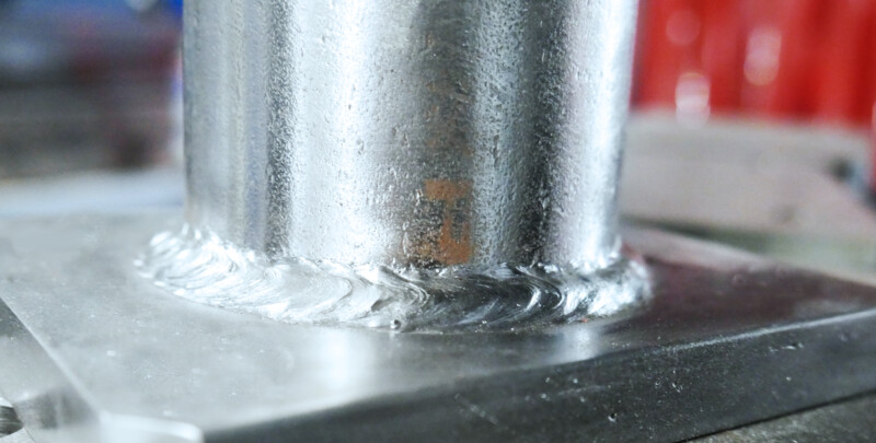 Professional Mig Welding for Aerospace Applications