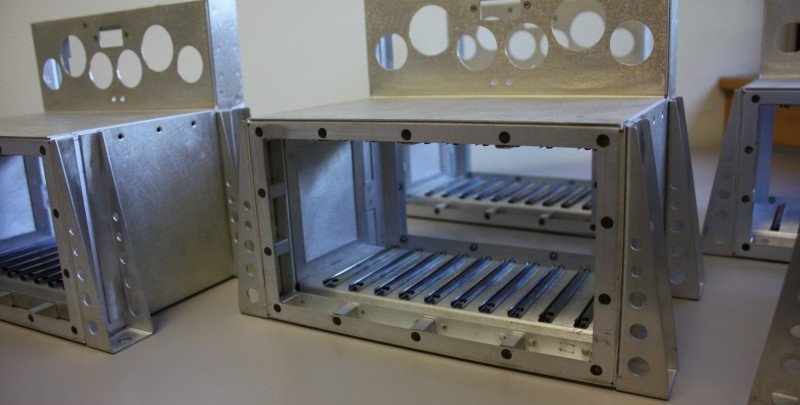Welding Class A aluminum per AWS D17.2, Mil-W-6858.