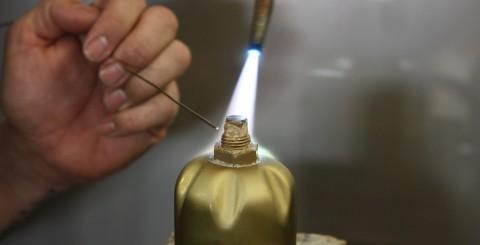 Torch Brazing per AWS C3.4