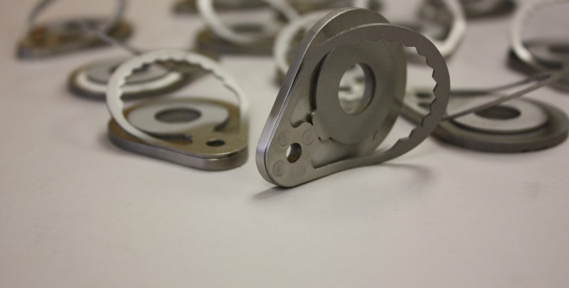 Resistance spot welding per BAC 5977
