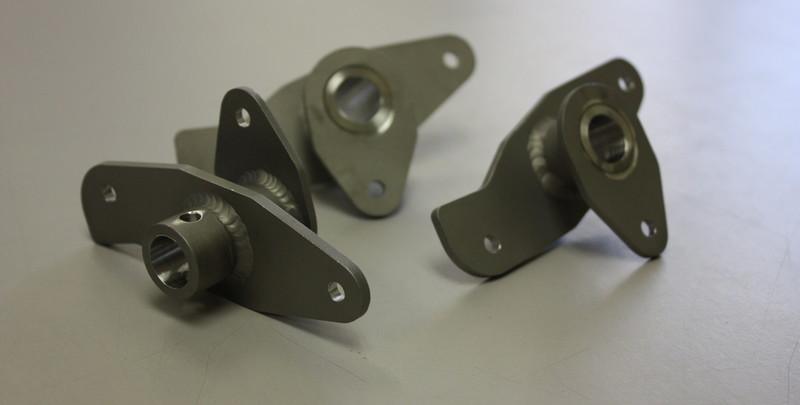 Robotic welding services