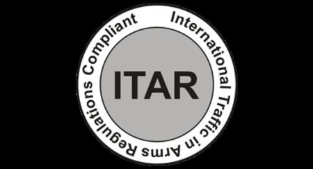 ITAR Registered.